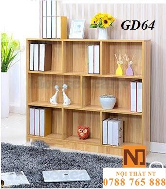 giá sách đẹp, giá sách hiện đại, giá sách gỗ công nghiệp, giá sách giá rẻ