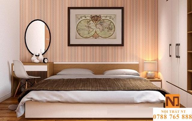 giường ngủ đẹp, giường ngủ hiện đại, giường ngăn kéo