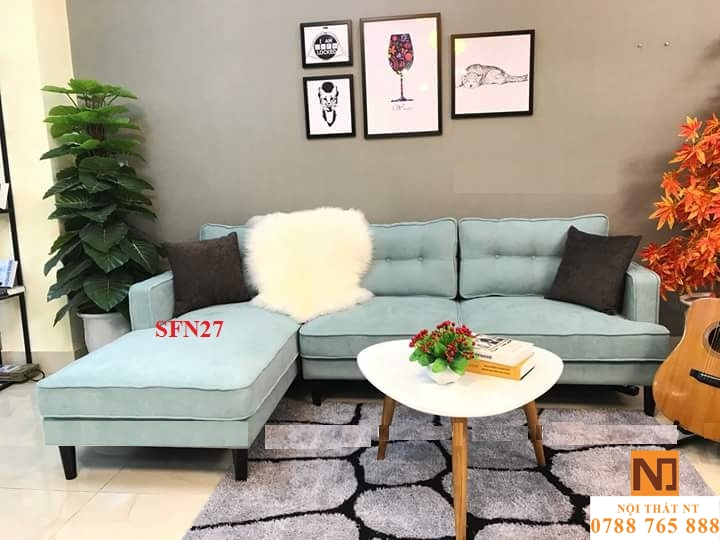 sofa đẹp, sofa hiện đại, sofa giá rẻ, sofa nỉ