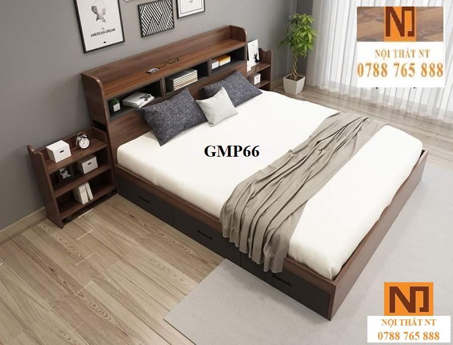 giường thông minh, giường gỗ công nghiệp