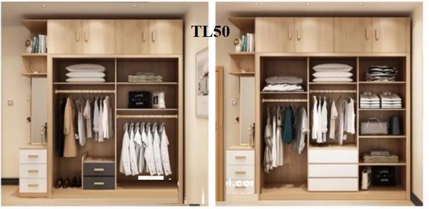 tủ quần áo cánh lùa, tủ gỗ công nghiệp, tủ lùa, tủ quần áo hiện đại, tủ quần áo giá rẻ
